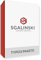 sgalinski TYPO3 Packages