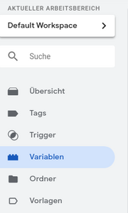 Google Tag Manager  AddVariable