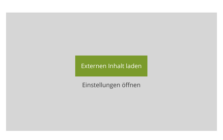 TYPO3 Cookie Consent Frontend Externen Inhalt laden