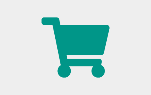 Shopping Cart Icon Teaser