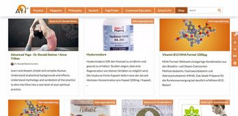 AYInstitute® Shop Screenshot 1