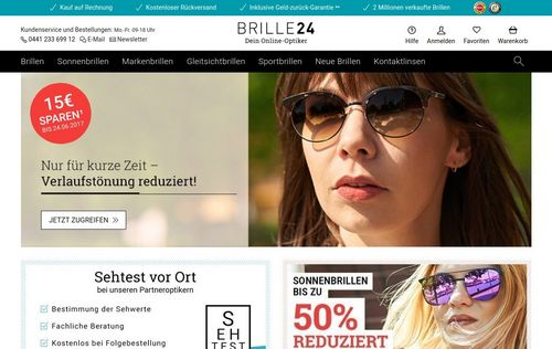 Brille24 Reference