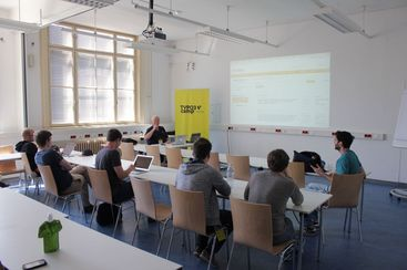 TYPO3Camp Vienna - Session
