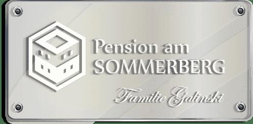 Pension am Sommerberg Logo