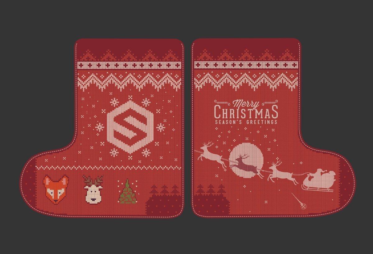 sgalinski Weihnachtskarte 2015