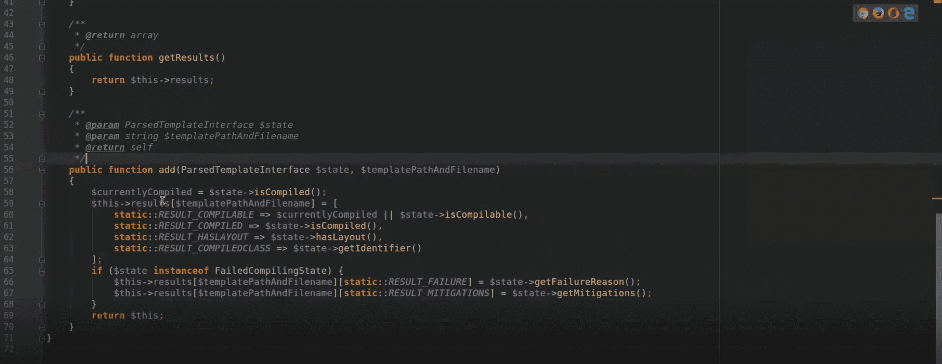 webstorm html validator