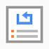 TYPO3 Inhaltselement Menü Neulich aktualisierte Seiten Symbol