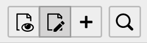 TYPO3 Edit Page Properties Options above the content area
