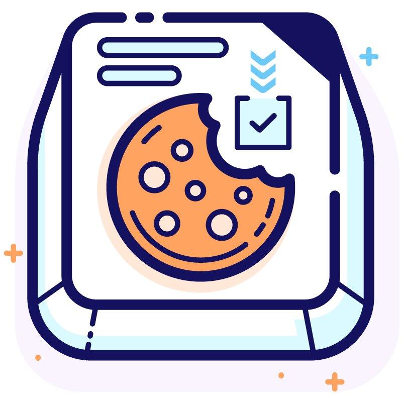 TYPO3 sgalinski Cookie OptIn Icon